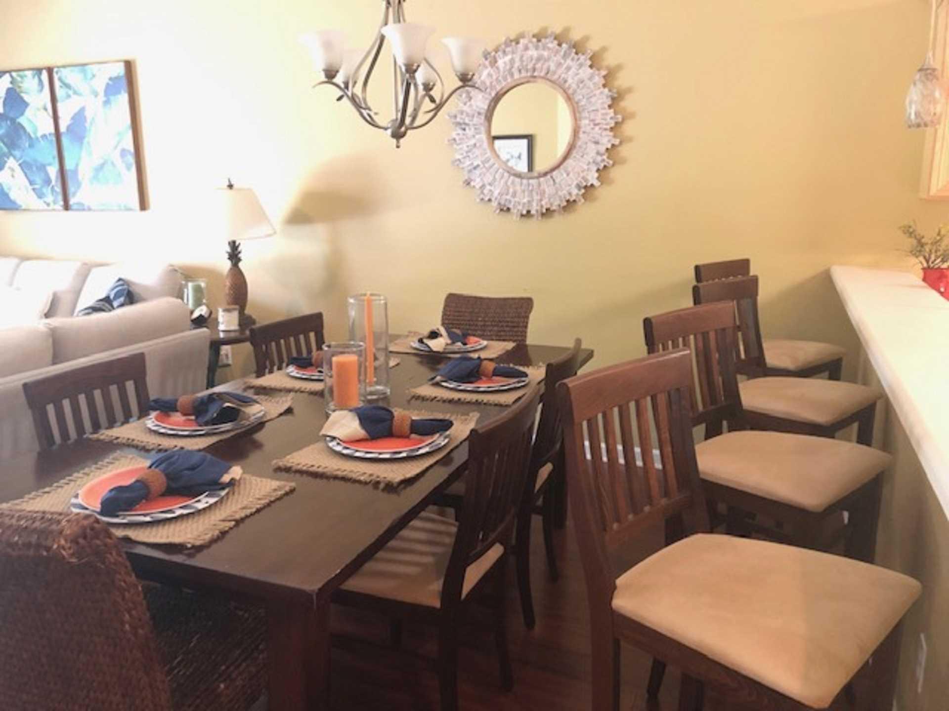New Dining Room Decor