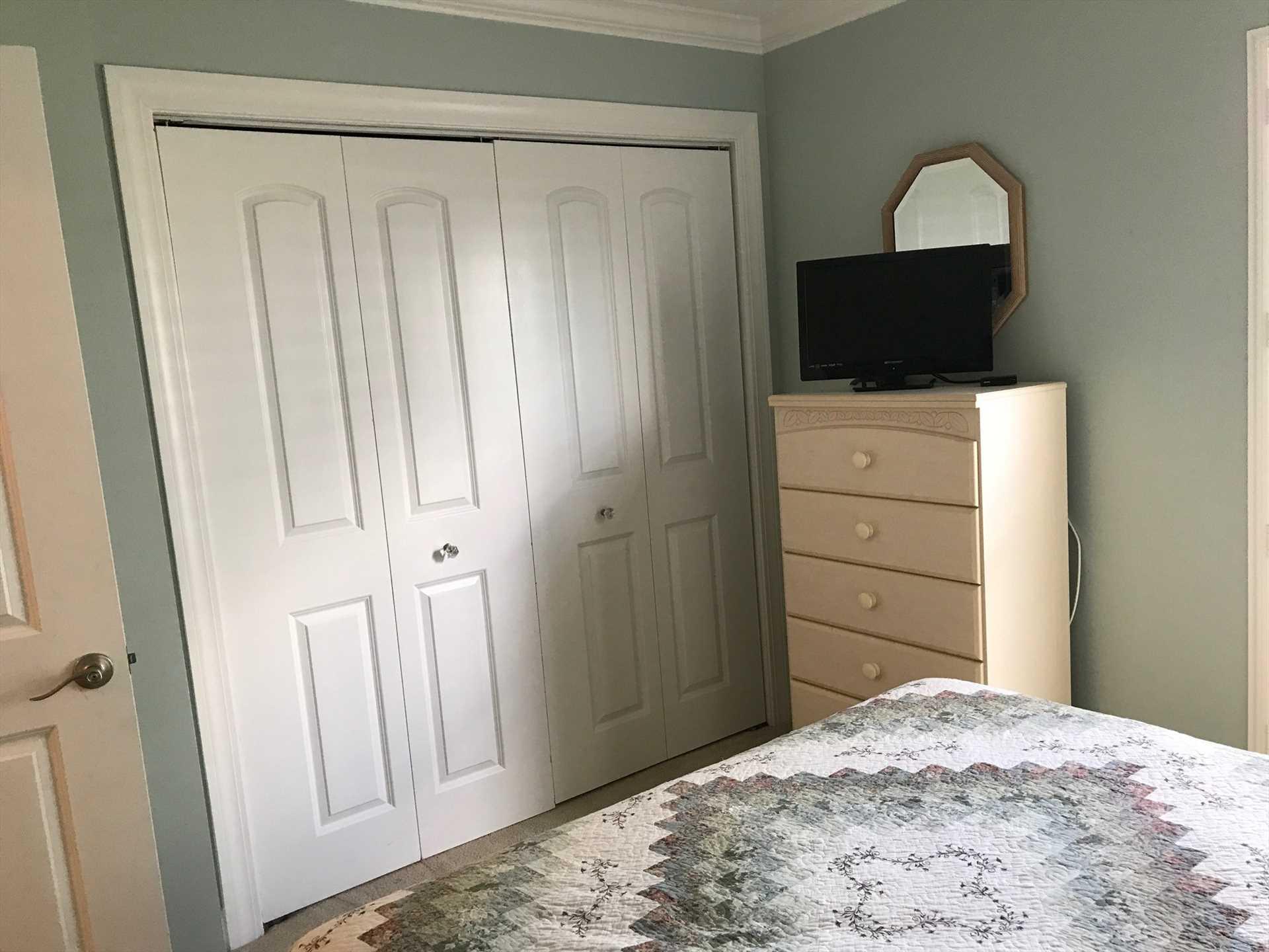 Guest Bedroom TV