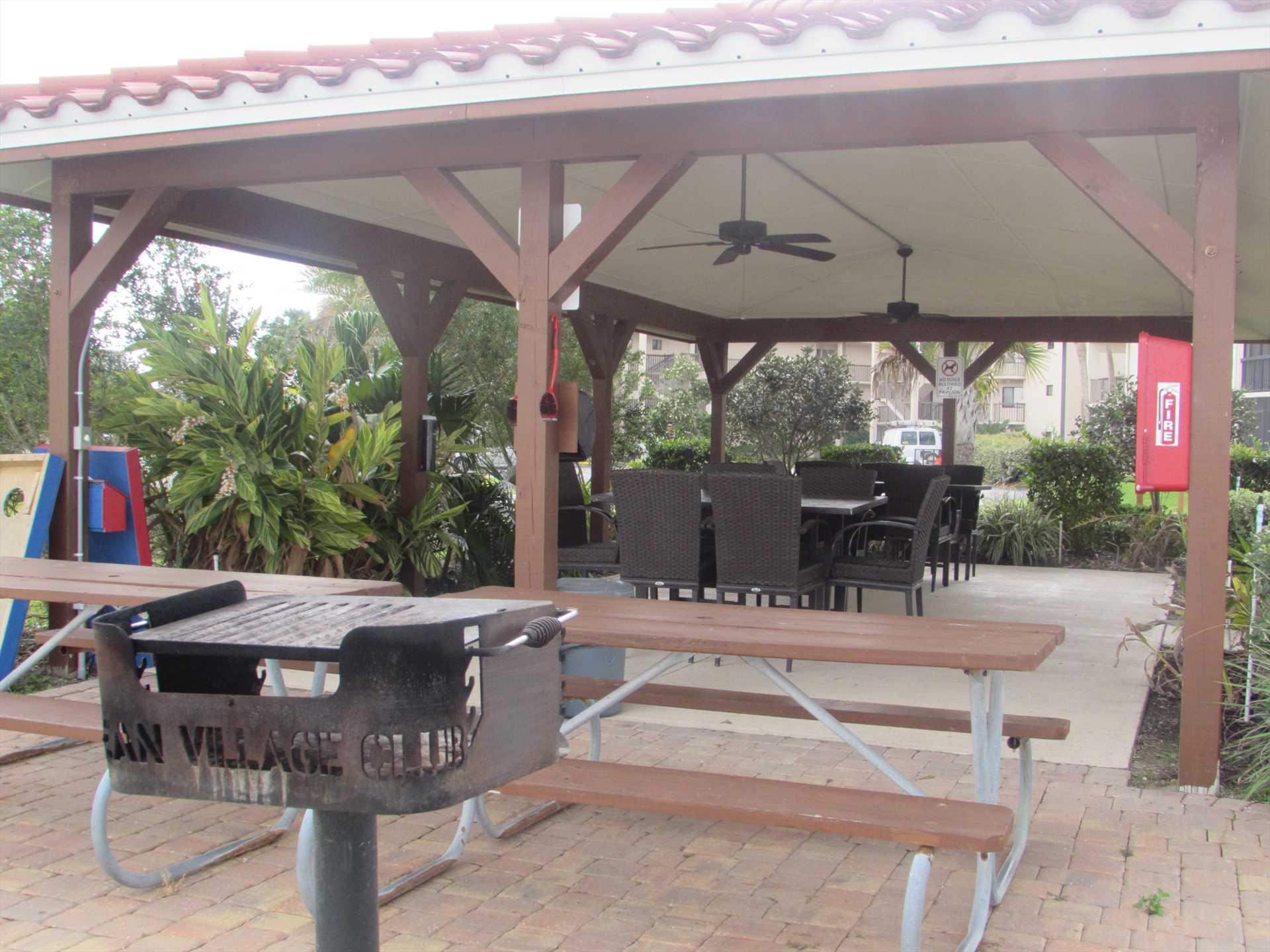 Grills at Pavillon