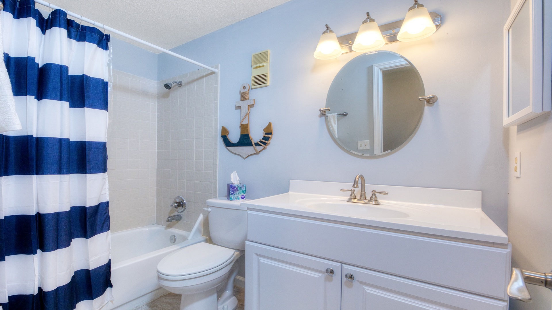 In-Suite Bath